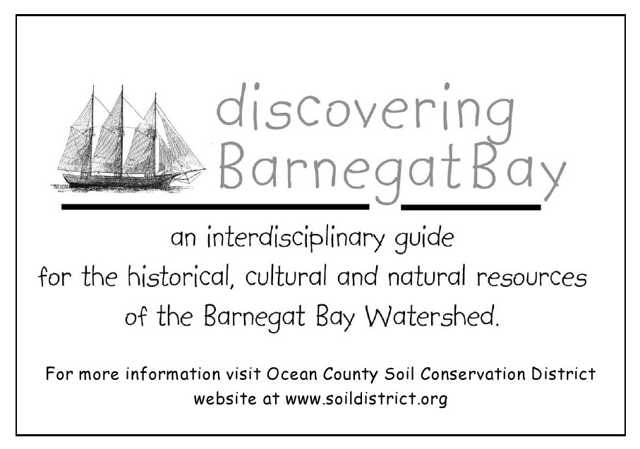 Discovering Barnegat Bay is an educational tool developed for educators to include information about the local natural ecosystem into their curriculum.