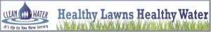NJDEP Healthy Lawns Healthy Water Logo