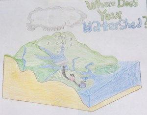 Second Place Winner Grades 7-9 Siana Lanni of Lake Riviera Middle School