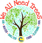 We All Need Trees logo 2016 with C no date