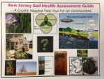NJ Soil Health Assessment Guide cover page